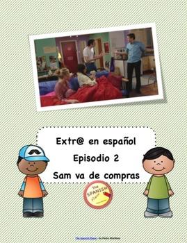Extra En Espaol Spanish Extr Episodio 2 Sam Va De Compras Discovery Ch
