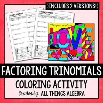 multiplying polynomials coloring activity gina wilson ...