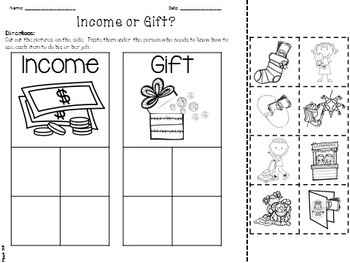 Financial Literacy Differentiate Between Income And Ts