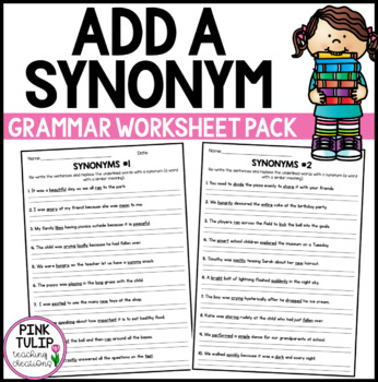 Find A Synonym