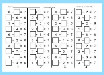 Find The Missing Number Unknown Number In An Addition