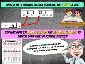 Groundhog Day Math Mystery Activity 3rd Grade By Mrs Js
