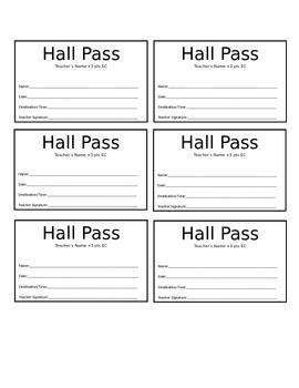 Beautiful Best 25 Hall Pass Ideas On Pinterest High School Rules