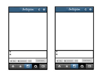 Instagram Template Worksheets Teaching Resources Tpt