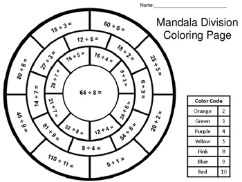 Image Result For Math Coloring