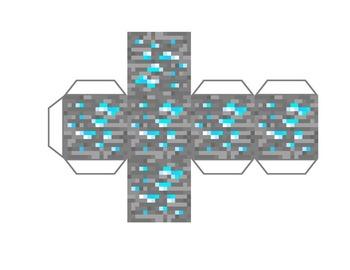 minecraft printable blocks # 2
