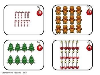 Multiplication Arrays Christmas Theme By Schoolhouse Treasures