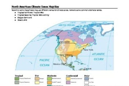 climate map of north america » Full HD Pictures [4K Ultra] | Full ...