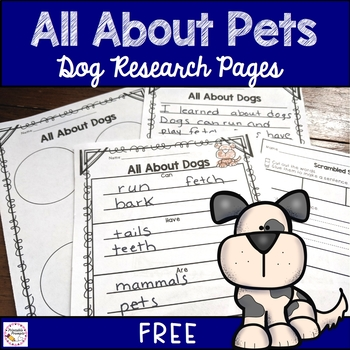Pet Research Companion Dog Free