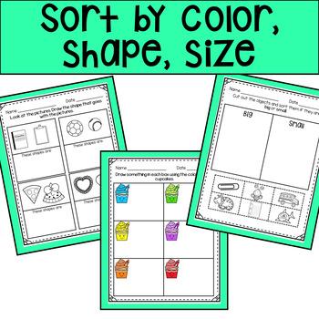 Properties Of Matter Bundle Worksheets Sorts And Tests