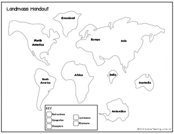 Reuniting Pangaea Continental Drift Lesson By Science