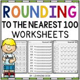 Fun Rounding Worksheet