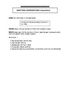 Expository essay topics for 6th graders poemview co