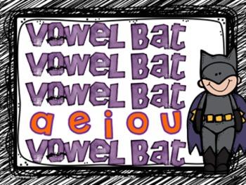 Shari Sloane Vowel Bat Fun Music Book By Kim Adsit