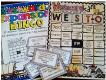Social Studies Games  BINGO by Elementary Lesson Plans   TpT Social Studies Games  BINGO