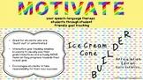 Speech Therapy Motivation - Articulation