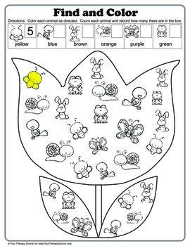 Image Result For Spring Math Worksheets