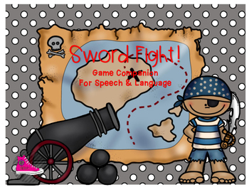 Sword Fight! Speech and Language Game Companion