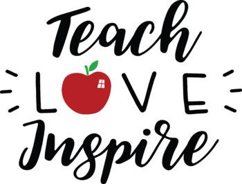 Download Teach Love Inspire SVG - Teacher svg - Teach svg - School ...