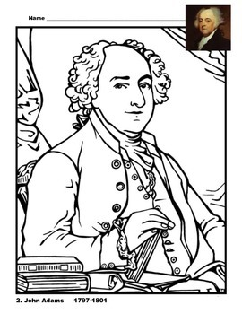 presidents coloring pages # 23