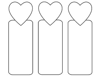 BOOKMARK TEMPLATES COLORING BOOKMARKS PRINTABLE