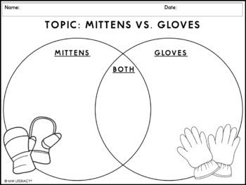Free Download Venn Diagram Graphic Organizer By Mw