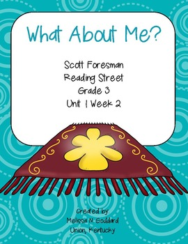 What About Me Scott Foresman Reading Street Grade 3