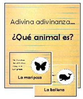 adivinanzas de animales vocabulario - animals riddles ...