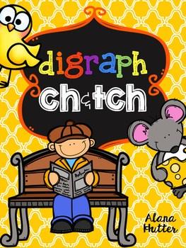 Digraph Ch Tch By Alana Hutter