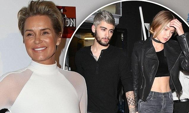 Yolanda Foster makes first public appearance since announcing split from husband David Foster