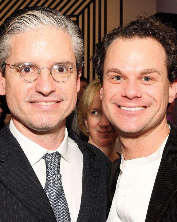 David Brock and James Alefantis