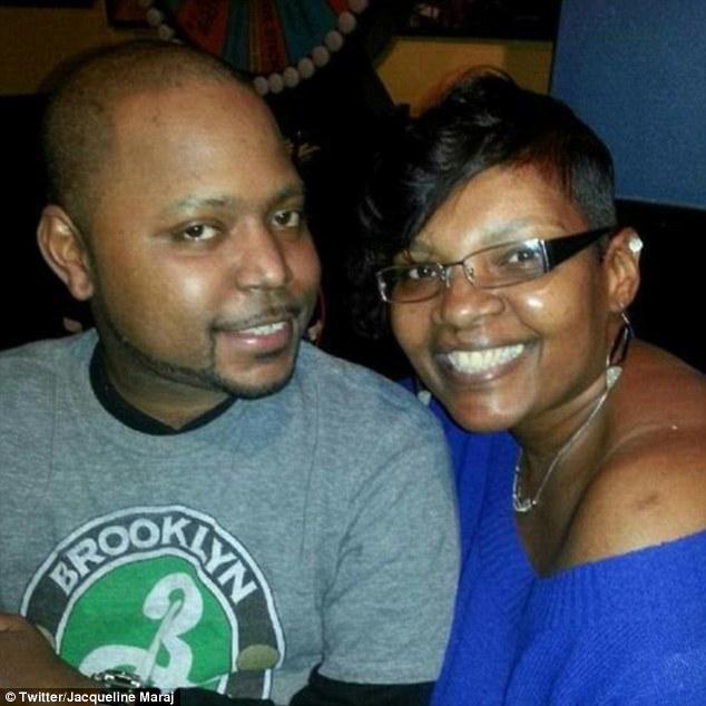 Jelani Maraj and his ex wife Jacqueline Robinson