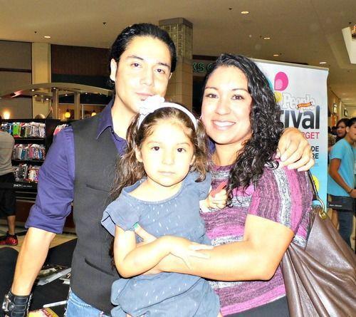 Vanessa Villanueva, Chris their Daughter