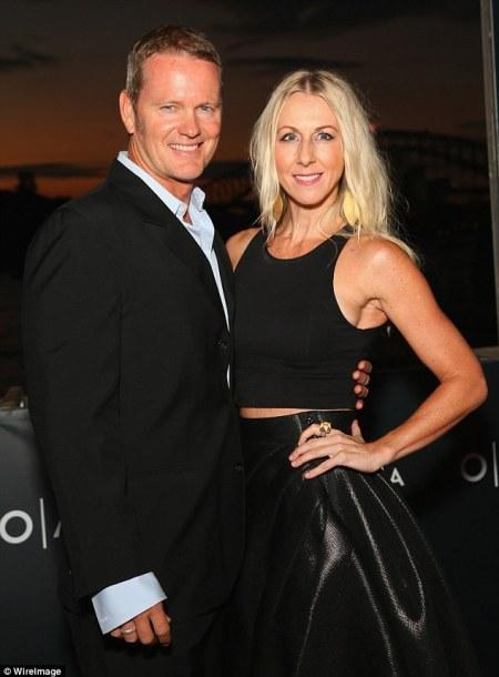 Craig McLachlan wife, partner