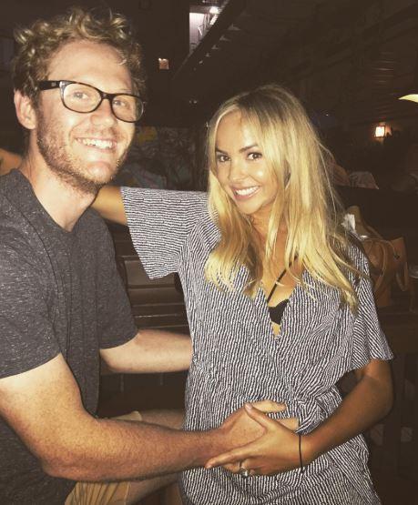 Angie Kent boyfriend, partner