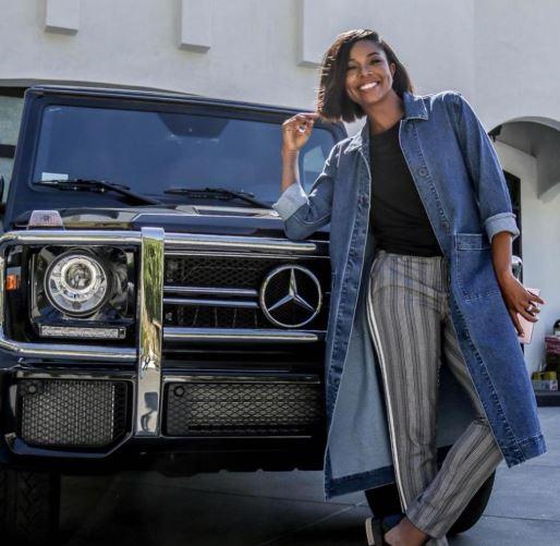 Gabrielle Union net worth