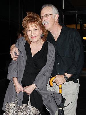 Joy Behar husband, spouse