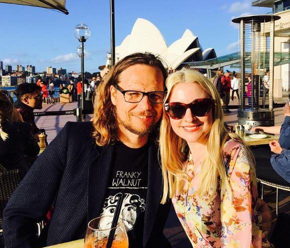 Kate Miller Heidke husband