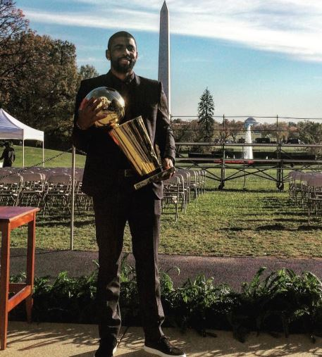 Kyrie Irving Wiki, Facts, Net Worth, Dating, Girlfriend, Age