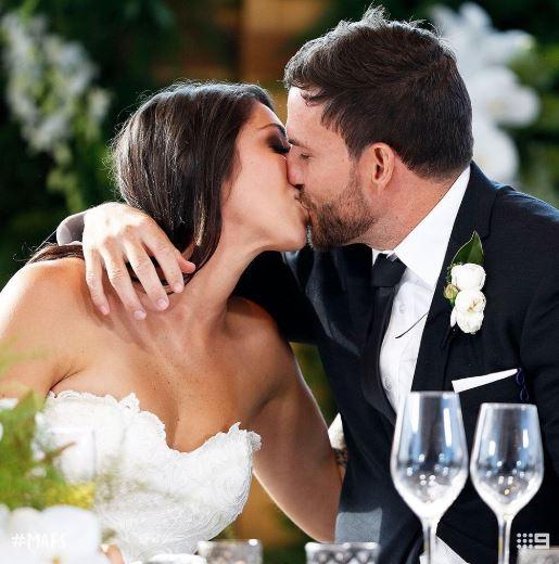 Tamara Joy husband, wedding