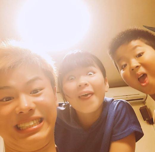 Tenshin Nasukawa siblings