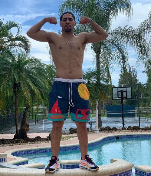 Danny Garcia height, weight