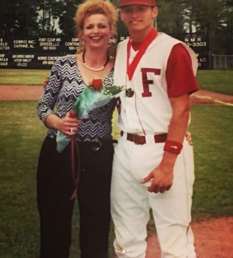 Josh Donaldson mother