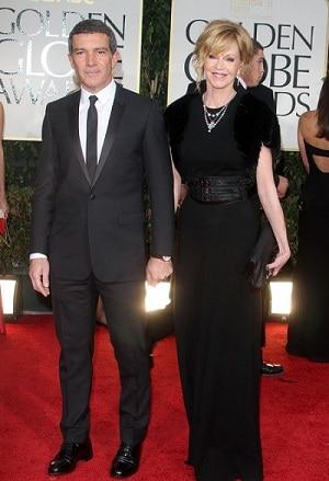 Antonio Banderas ex-wife, Melanie Griffith