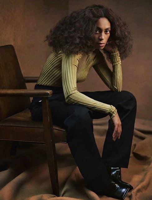 Solange Knowles net worth