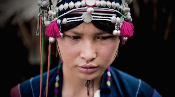 The Akha People a report by Matthew McDaniel