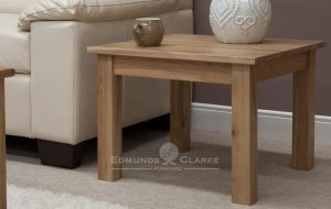 Bury Bury Solid Oak small 2ft Coffee Table perfect for side of sofas