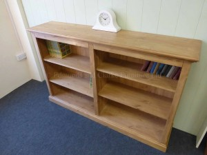 Edmunds Twin Standard Depth Pine Bookcases. Many choices to choose from. Available waxed or painted