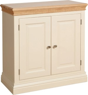 Lundy Painted 2 Door Cabinet