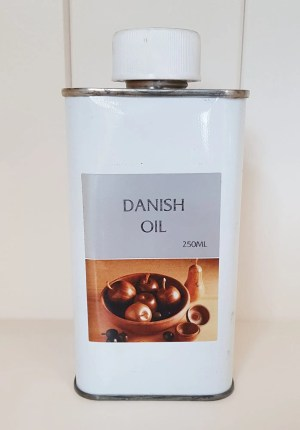 Tin of Mylands Danish Oil 250ml
